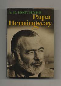 image of Papa Hemingway: A Personal Memoir  - 1st Edition/1st Printing