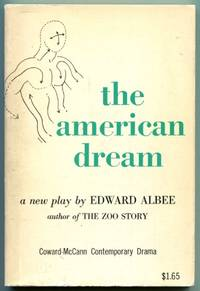 THE AMERICAN DREAM A Play by  Edward Albee - First Edition - (1961) - from Quill & Brush and Biblio.com