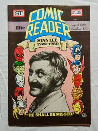 The Comic Reader # 179 (April 1980)