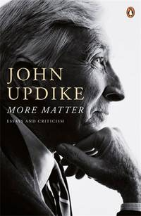 image of More Matter: Essays And Criticism