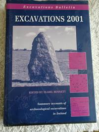 image of Excavations 2001 - Summary accounts of archeological excavations in Ireland