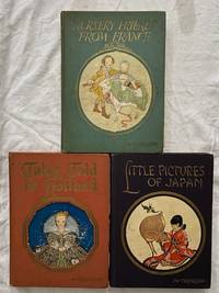 image of My Travelship series, 3 volumes: Little Pictures of Japan, Nursery Friends From France, Tales Told in Holland