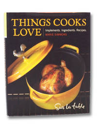 Things Cooks Love: Implements, Ingredients, Recipes