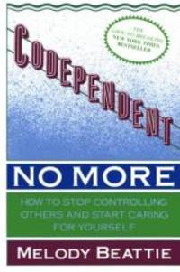 image of Codependent No More (Large Print Edition)