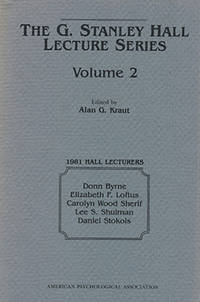 The G. Stanley Hall Lecture Series (Volume 2)