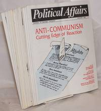 image of Political affairs, theoretical journal of the Communist Party, USA. Vol. 68, no. 1, January, 1989 no. 12, December, 1989
