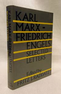 Selected letters: The personal correspondence, 1844-1877