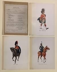Dewar's White Label regimental series