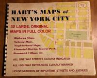 Hart's Maps of New York City.