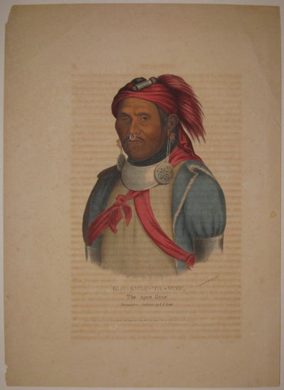 Philadelphia: E.C Biddle, 1833. unbound. very good. Lehman and Duval. Portrait. Lithograph with orig...