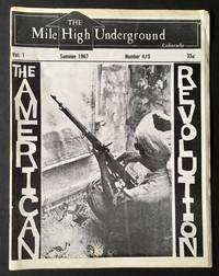 The Mile High Underground (Colorado)--Vol. 1, No. 4/5