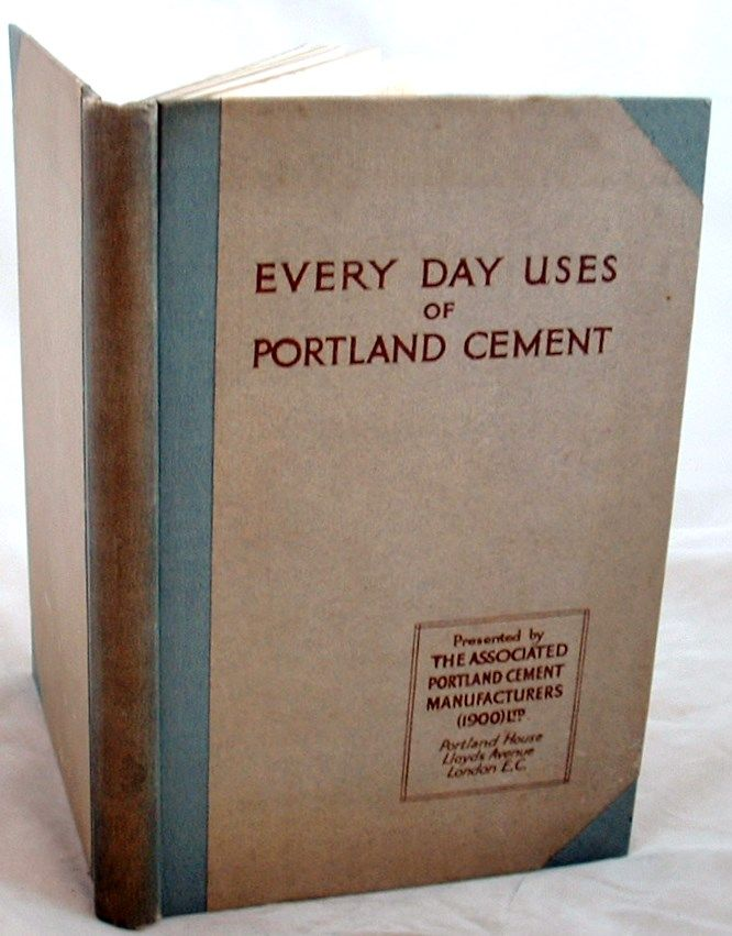 Associated Cement Companies : The every day uses of portland cement by associated