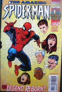 Spiderman Numero 1 Original Americano