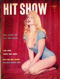 Hit Show (Vintage pinup magazine, Lee Southern cover, 1959)