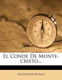 image of El Conde De Monte-cristo... (Spanish Edition)