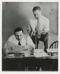 Amos 'n' Andy (Original photograph for the radio serial, circa 1930)