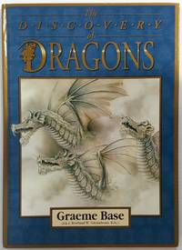 THE DISCOVERY OF DRAGONS by Graeme Base - First edition - 1996 - from Pontaccio (SKU: 169)