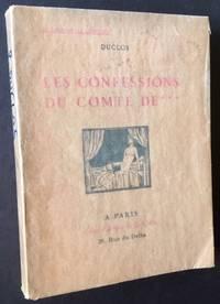 Les Confessions Du Comte De...