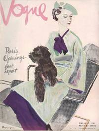image of Vogue Magazine  March 1 1935