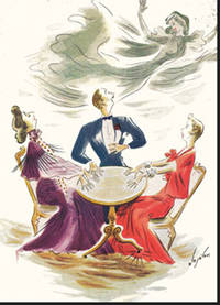 image of Blithe Spirit (with Clifton Webb, Peggy Wood,  Leonora Corbett and Mildred Natwick)