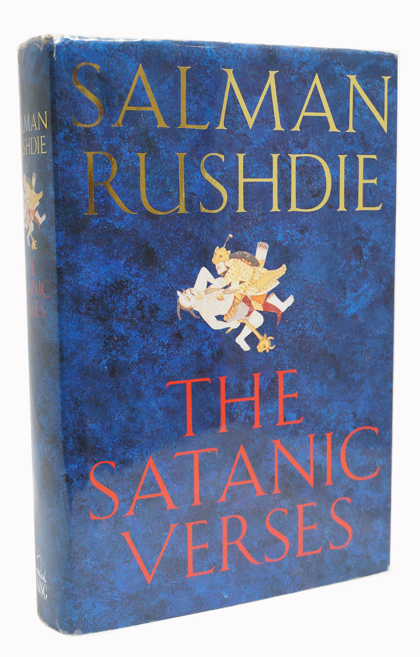 The Satanic Verses by Salman Rushdie - Penguin Random House