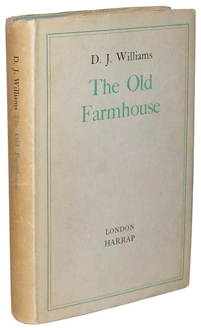London: George G. Harrap & Co. Ltd, 1961 Translated from the Welsh by Waldo Williams. First edition....