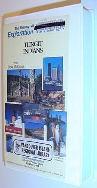 Tlingit Indians: 30 Minute VHS Video Tape in Case