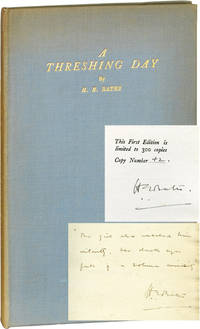 A Threshing Day (Signed Limited Edition, additionally inscribed) by H. E. Bates - Signed First Edition - 1931 - from Royal Books, Inc. (SKU: 120592)