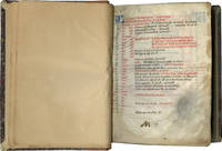 image of Augustinian Missal (use of Rome); in Latin, decorated manuscript on parchment with musical notation