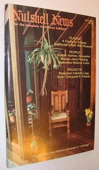 Nutshell News Magazine - For the Complete Miniature Hobbyist, April 1984 - Builder Harleen Alexander