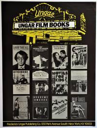 Ungar Film Books (Publisher's Promotional Poster)