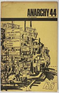 image of Anarchy: a journal of anarchist ideas. No. 44 (October 1964)