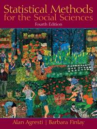 Statistical Methods for the Social Sciences (4th Edition),