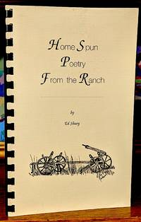 Home Spun Poetry From the Ranch. Illustrated by Mike Radovich