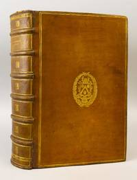DEMOSTHENIS ET AESCHINIS PRINCIPUM GRAECIAE ORATORUM OPERA by (BINDINGS - DE THOU).  DEMOSTHENES - 1572 - from Phillip J. Pirages Fine Books and Medieval Manuscripts (SKU: ST14214b)