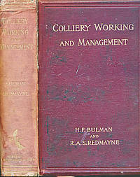 Colliery Working and Management