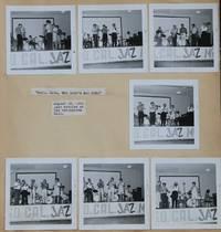 [Jazz][California] Photo Album and Scrapbook of the Kern County Hot Jazz Society