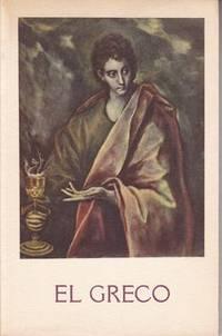 El Greco: Bibliotheque Aldine Des Art; Volume 21