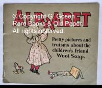 ALPHABET Pretty pictures and truisms about the children's friend Wool Soap.