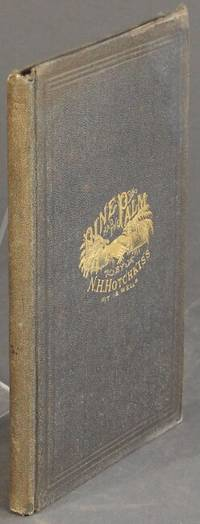 Baltimore: J. D. Ehlers & Co, 1873. First edition, 8vo, pp. , 144; folding hand-colored map with a l...