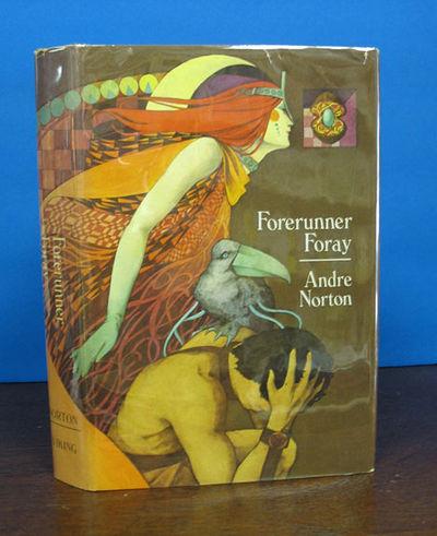 New York: Viking, 1973. 1st edition. Hardback. Dust jacket. VG (cocked/po annotations to ffep)/VG+ (...