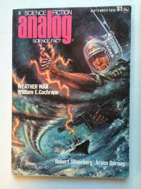 ANALOG: Science Fiction, Science Fact; September 1976 Vol. XCVI No. 9