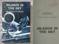 Islands in the Sky by  Arthur C Clarke - Signed First Edition - 1979 - from Mind Electric Books and Biblio.co.uk