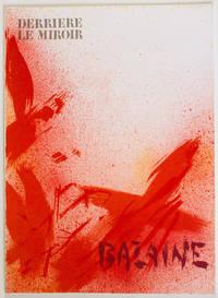Derrière le miroir, numéro 215, octobre 1975 : Bazaine
