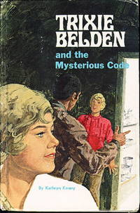 TRIXIE BELDEN: THE MYSTERIOUS CODE, #7.