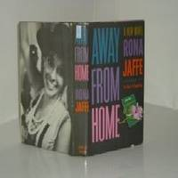 AWAY FROM HOME By RONA JAFFE 1960 first Printing