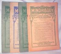 Mind and Body; A Monthly Journal of Physical Education (Jan., Feb., March, and April, 1932)