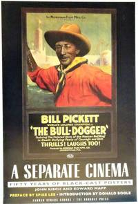 image of A Separate Cinema: Fifty Years of Black Cast Posters: Promotional Poster