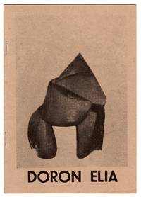 image of Doron Elia (Catalogue of Early Work)