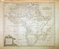 Africa, agreeable to the most approved Maps and Charts, By Mr. Kitchen